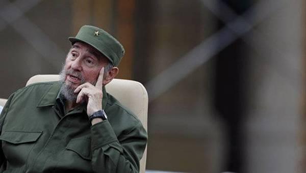 Умер Фидель Кастро Фидель Кастро, Куба, кубинская революция