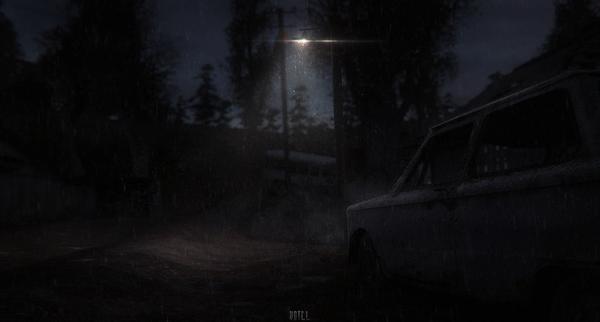 """Ночь, улица, фонарь, кордон..."""