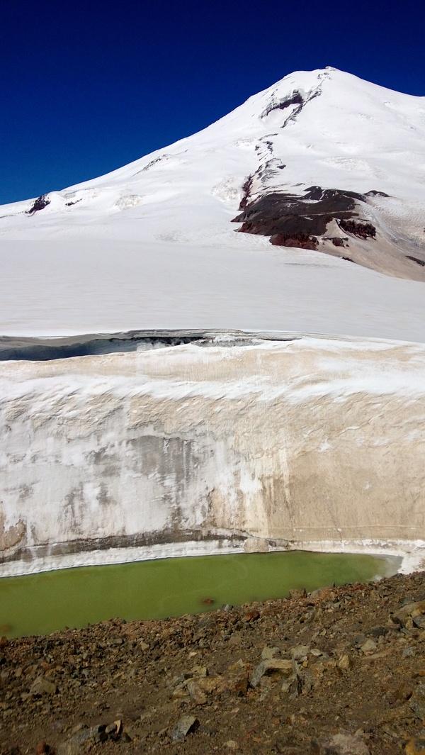 Эльбрус. Впечатляющая мощь и необъятность. Или о том, как можно ходить в горы. Часть 2. Эльбрус, Альпинизм, Горы, Горный туризм, В моем сердце, Поход, Восхождение, Море, длиннопост