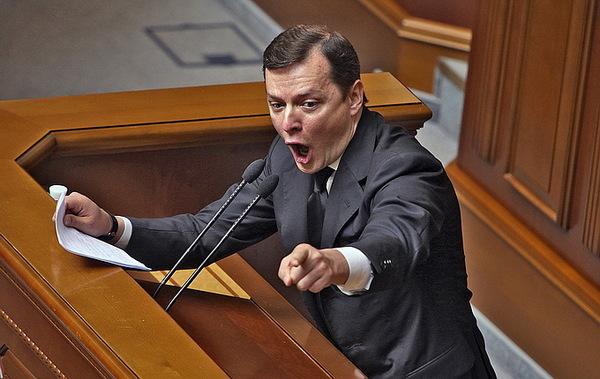 Ляшко устроил истерику в эфире ТВ: Через полгода Янукович будет в Киеве! Политика, Политики, Рада, Ляшко, Истерика, Янукович, Азаров