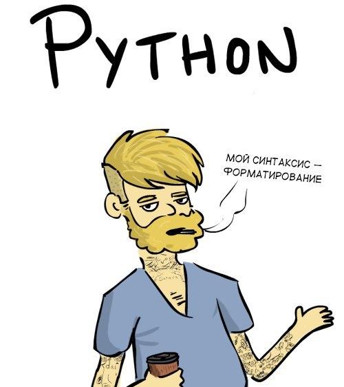 Если бы языки программирования были людьми Юмор, Программирование, Длиннопост, Devnull, Программист, It, It юмор