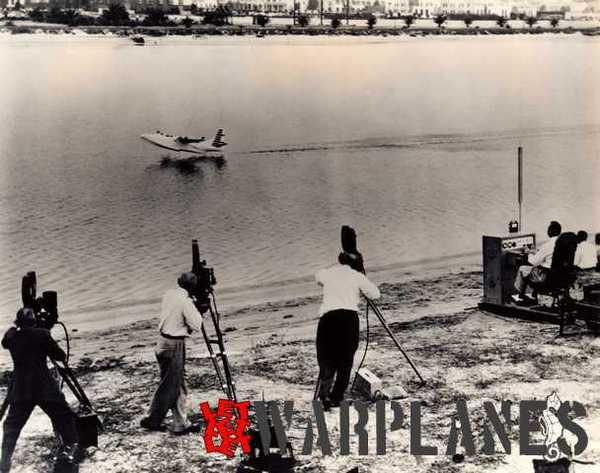 Радиоуправляемая авиамодель в 50-е Радиоуправление, Самолет, Модели, Xpb5y-1, Длиннопост