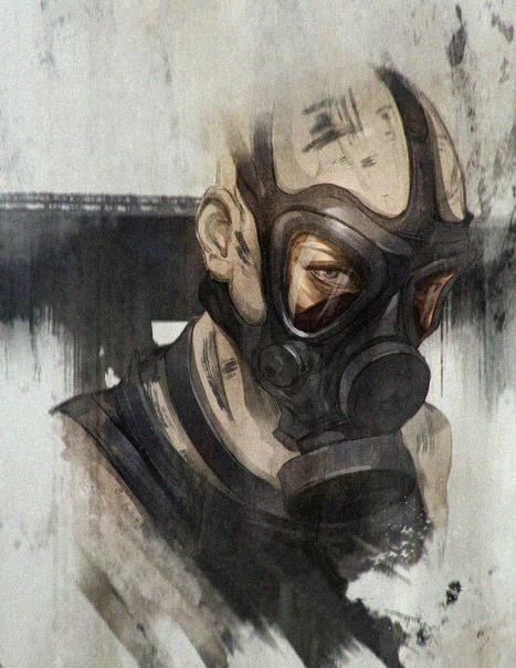 Несколько годных артов по Металлической Шестерне. Metal Gear, Metal Gear Solid, Арт, Игры, Длиннопост