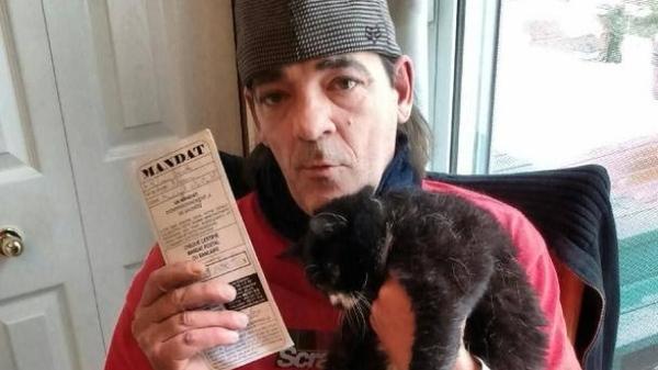 Мужчина отправился в тюрьму, потому что у него 6 кошек Кот, Новости, Штраф, Канада, Квебек
