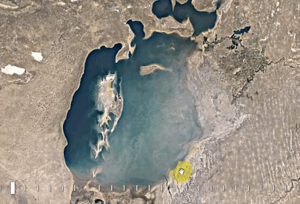 Исчезновение Аральского моря Аральское море, Земля гугл, Трагедия, Ландшафт, Природа, Катастрофа, Гифка