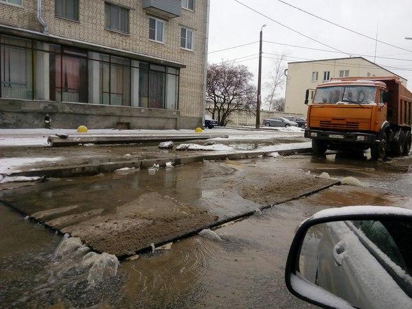 Устранили коммунальную аварию, закрыли асфальтом. Через две недели сюрприз :) Заплатка, Асфальт, Красное село, Санкт-Петербург