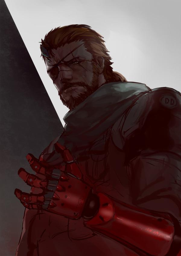 Солянка артов по вселенной Metal Gear Metal Gear, Metal Gear Solid, Metal Gear Solid 5, Игры, арт, Metal Gear Rising, длиннопост