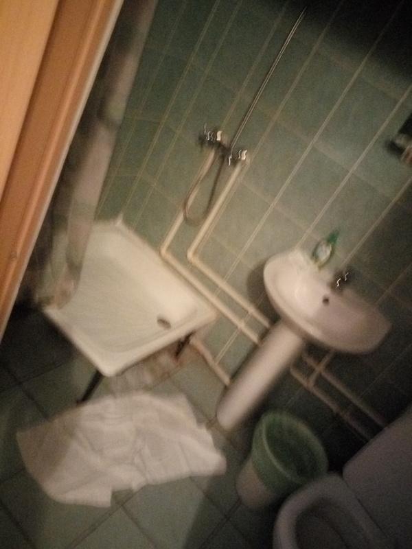 Это ванная в гостинице!! О_о Отель, Уфа, Душевая кабина, Ванна