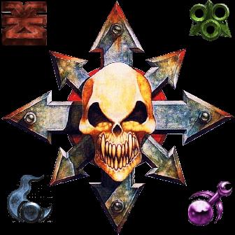 Боги Хаоса в реальном мире Warhammer, Warhammer 40k, Хаос, Кхорн, Tzeentch, Нургл, Слаанеш, История, Длиннопост