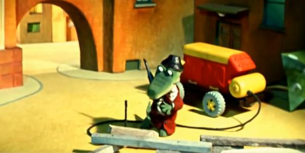 На сколько лет сядет крокодил Гена? Гена, Чебурашка, Крокодил Гена, Преступность, Мультфильмы, Воспитание, Криминал, Длиннопост