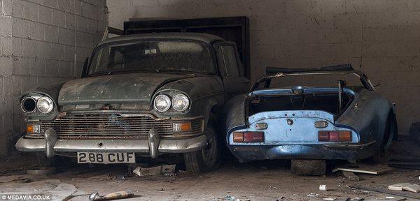 Заброшенное поместье с 5 автомобилями. Поместье, Новая жизнь, Бегство, Заброшенные авто, Driverlife, Длиннопост