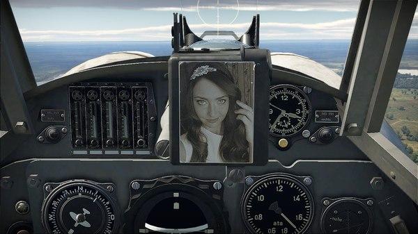 Когда ты каблук... Каблуки, War Thunder, Самолет, Кокпит, Bf109