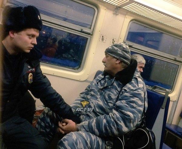 Вокзал Новосибирска. Поножовщина. Оружие, Новосибирск, Самооборона, Длиннопост, Криминал