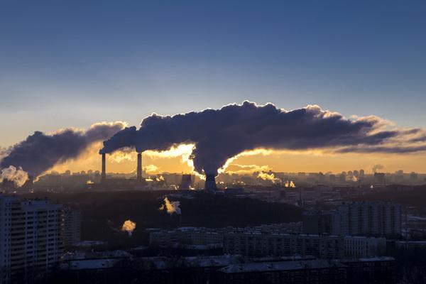 С Запада на Юго-Запад. Москва. Утро