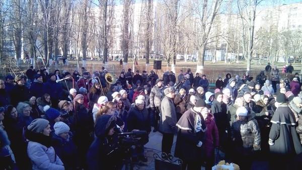 В Одессе простились с семьей, сгоревшей на Котовского (Одесса) Одесса семья дети отец, Пожар украина