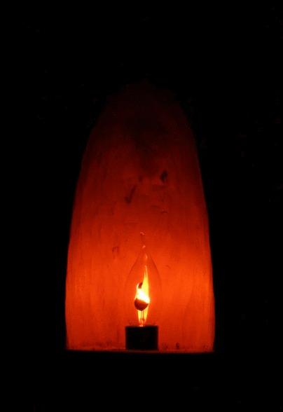 Электрическая свеча