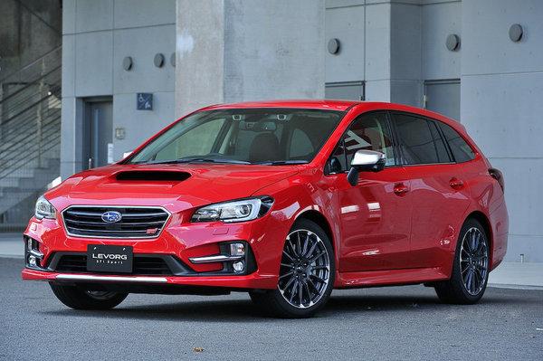 Subaru Levorg STI Sport Авто, Dromru, Subaru, Subaru levorg, Subaru STi, Универсальный, Длиннопост