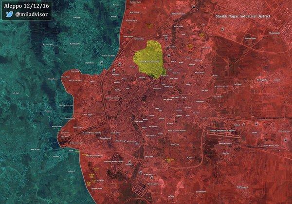 Алеппо освобожден! Сирия, Алеппо, Россия, ССА, Политика
