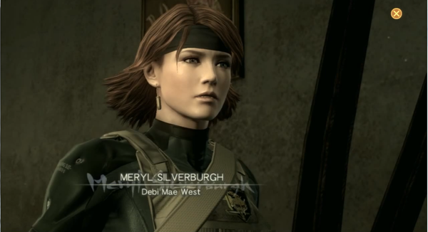 Meryl Silverburgh биография персонажа Ч.1 Metal Gear Solid, Meryl Silverburgh, персонаж, Игры, текст, длиннопост