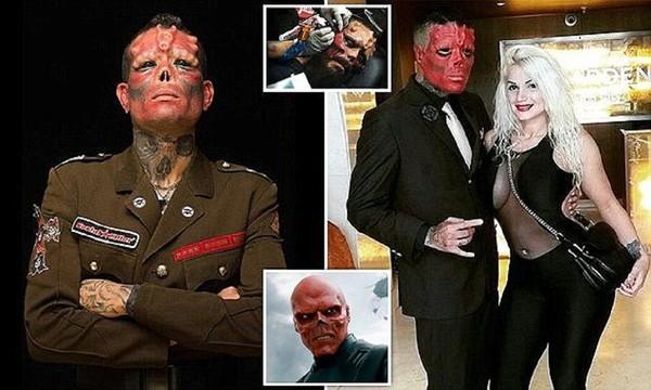 Венесуэлец отрезал себе нос, чтобы стать похожим на суперзлодея из комикса длиннопост, Комиксы, Косплей
