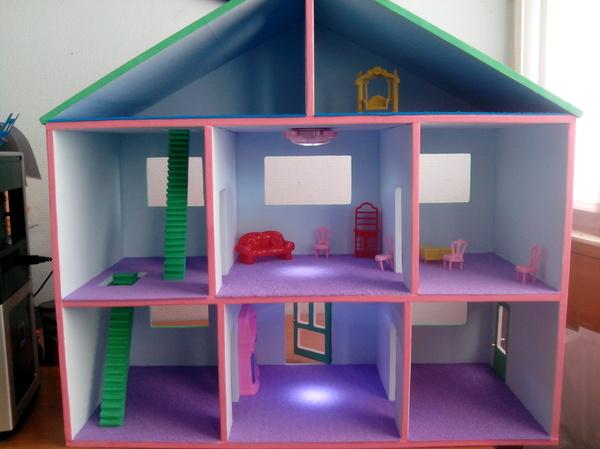 Кукольная мебель изготовленная на ЧПУ станке. 3d мебель, Кукольный дом, Кукольная мебель, ЧПУ, Длиннопост