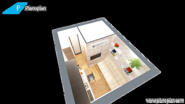 Продолжаем измывательство над квартирой-кладовкой план, квартира, планировка, 8м, берлога, архитектура, длиннопост