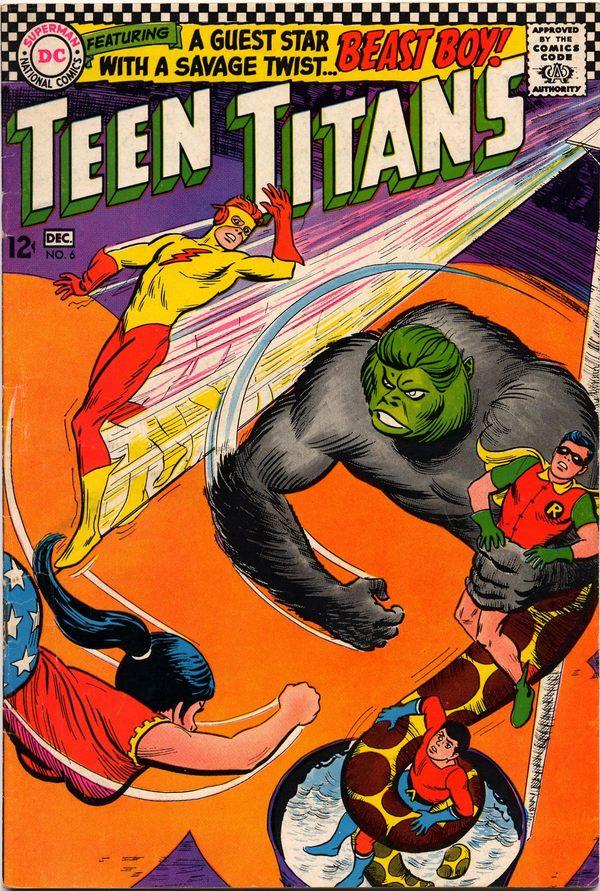 Знакомство с комиксами: Teen Titans #6 Супергерои, Dc comics, Титан, Юные Титаны, Комиксы-Канон, Длиннопост