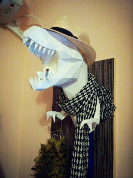 M.r.T-Rex нашел свое место