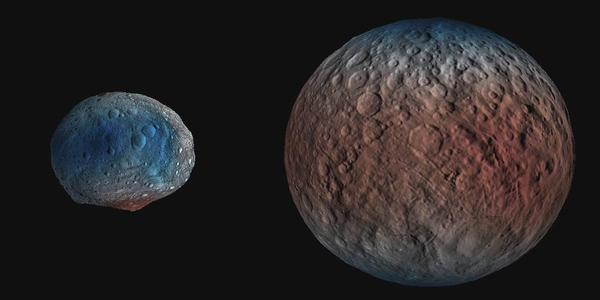 Ледяной карлик новости, Церера, Physorg, астрономия, Science Lite