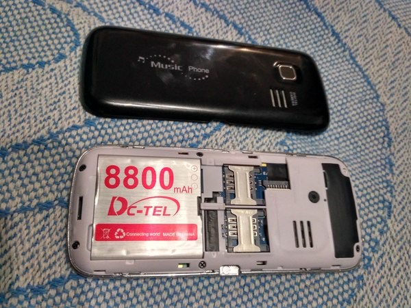 """""""Крутой"""" телефон с аккумулятором 8800 mAh 8800mAh, аккумулятор, Samsung, длиннопост"""