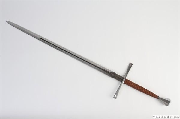 Ещё один меч производства Regenyei Armory: Longsword № VII (№7) Оружие, холодное оружие, меч, regenyei, длиннопост