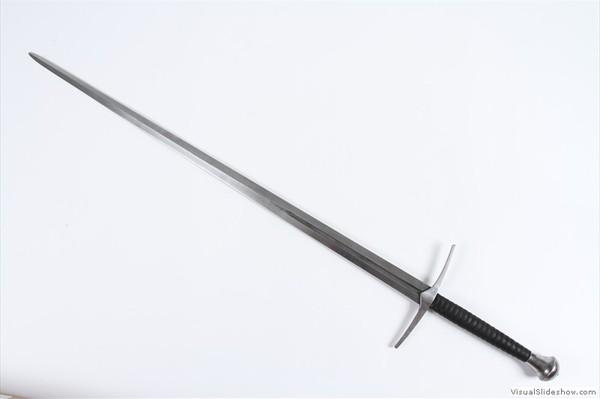Regenyei Armory Longsword № X (№ 10) Оружие, холодное оружие, меч, regenyei, длиннопост