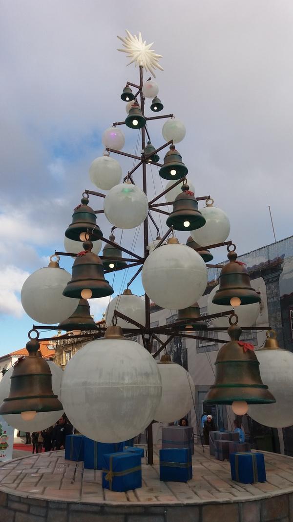 Вот такая елка Португалия, Своими руками, Новый Год, Natal, Рождество