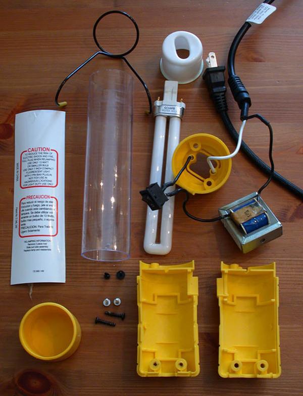 Что нужно для изготовления светильника