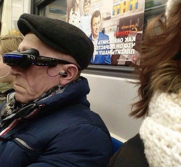 Очки виртуальной реальности бабушка заказать защита моторов защитные резиновые spark