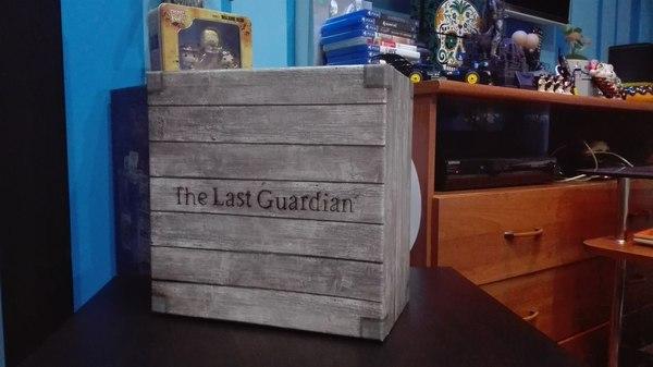 The Last Guardian The last guardian, Playstation 4, Трико, Последний хранитель, Компьютерные игры, Коллекционное издание, Team Ico, Длиннопост