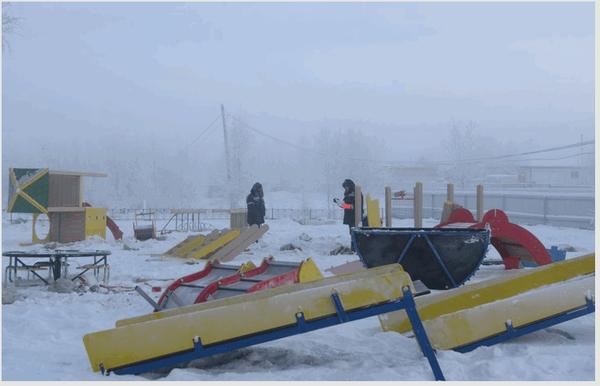 Суровые северные строители Мороз, Работники, Вовремя, Почему бы и нет?, Длиннопост