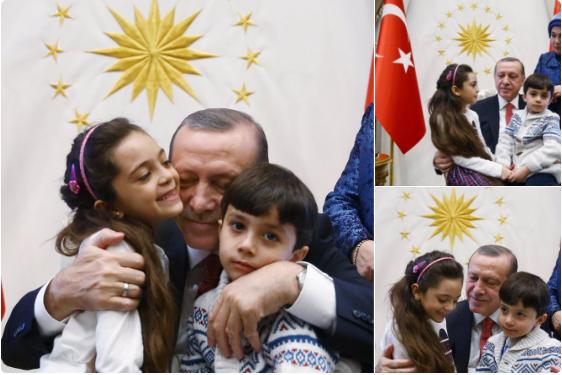 """Эрдоган встретился с """"Баной из Алеппо"""", писавшей об ужасах российских обстрелов алеппо, Эрдоган, Сирия, бана из алеппо политика, видео, политика"""