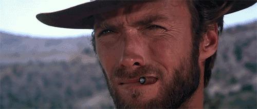 КиноДата:  50 лет назад на экранах Италии появился ставший культовым фильм Серджо Леоне «Хороший, плохой, злой». Кинодата, 50 лет, Хороший плохой злой, Дата, Фильмы, Серджио Леоне, Клинт Иствуд, Гифка, Видео, Длиннопост