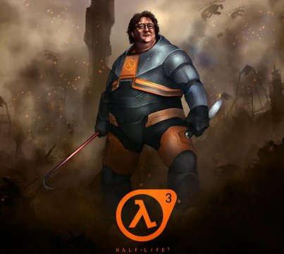 Half-Life 3 Half-Life, Гейб Ньюэлл