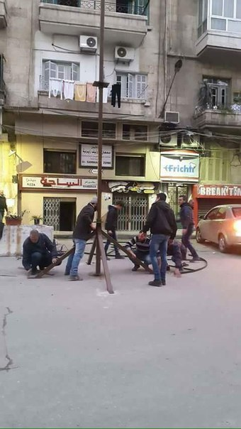 Алеппо оживает Политика, алеппо, Сирия, длиннопост