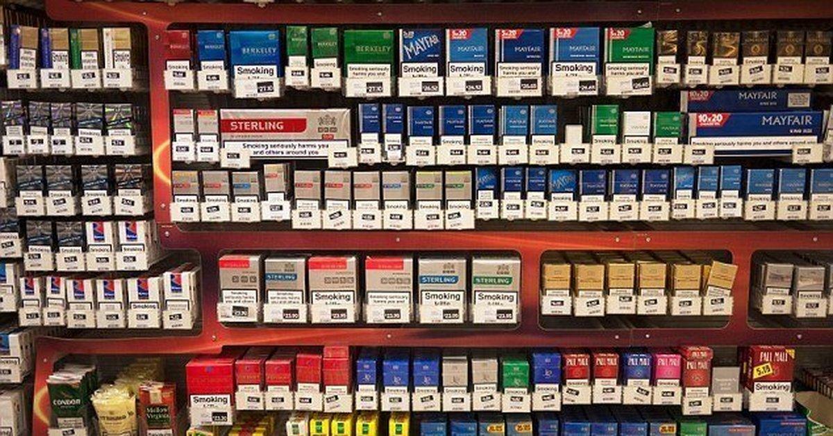Все названия сигарет в россии в картинках