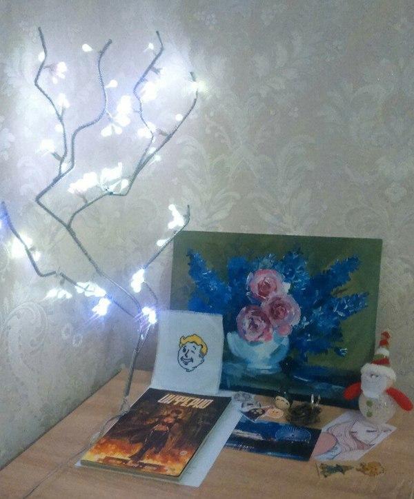 Подарок от Таинственного Деда Мороза тайный Санта, обмен подарками, Новый Год
