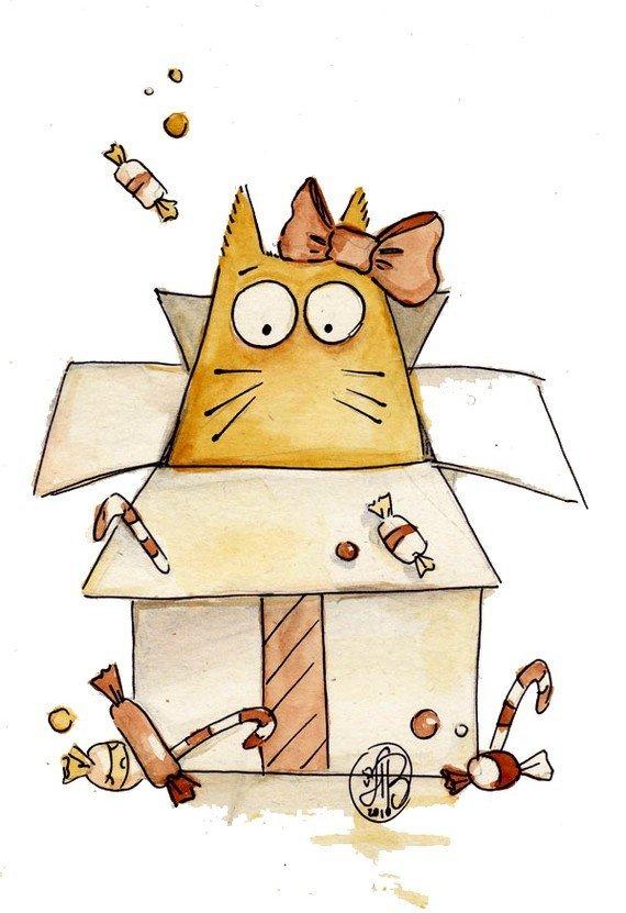 20 странных вещей, которые делают хозяева котов Длиннопост, Кот, Всегдатакделаю