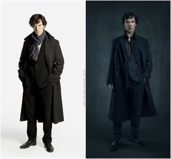 Что поменялось за 4 сезона: Сериал шерлок bbc, Шарф продали, Новый сезон