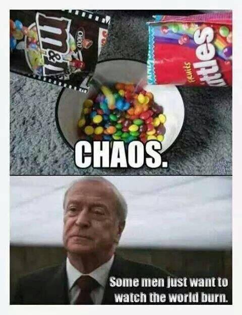 Настоящий хаос Skittles, 9gag