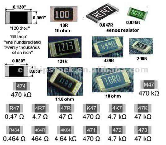 подвесные корпус блок резисторов смд дом
