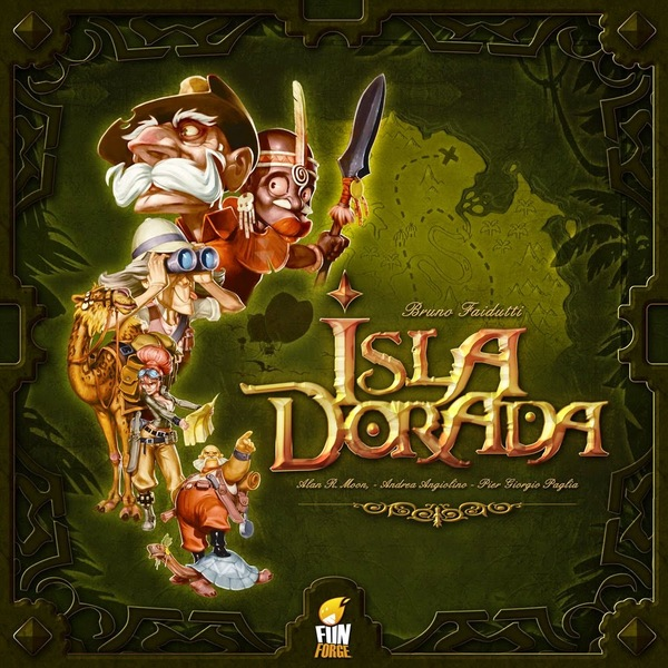 Isla Dorada Настольные игры, Покупка, золотой остров