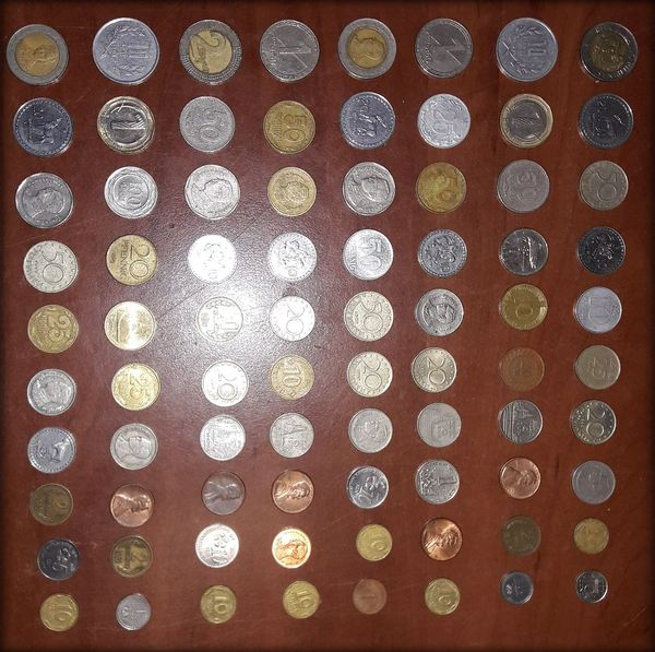 Новогодние подарки нумизматам монета, Новый Год, подарок, моё, длиннопост