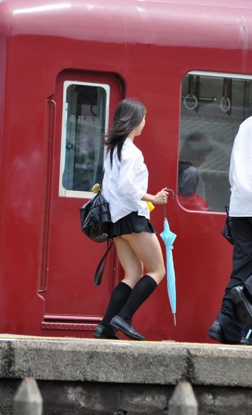 О длине юбок школьниц Фото, Япония, Японский интернет, Длиннопост